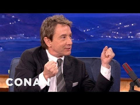 Martin Short Interview Part 1 06/18/12 - CONAN on TBS