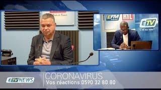 ÉDITION SPÉCIALE CORONAVIRUS - 24 MARS 2020 - Patrick VIAL-COLLET