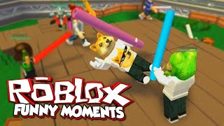 DILDO PARTY! (Roblox Funny Moments)