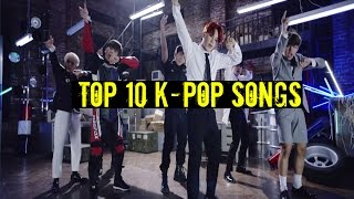 top 10 new k pop song releases june 22nd june 28th 2015