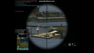 Battlefield 2 new mod test sniper