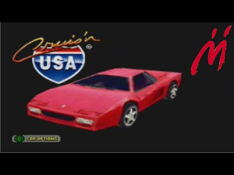 Let's Cruise the USA! (Cruis'n USA - Nintendo 64)