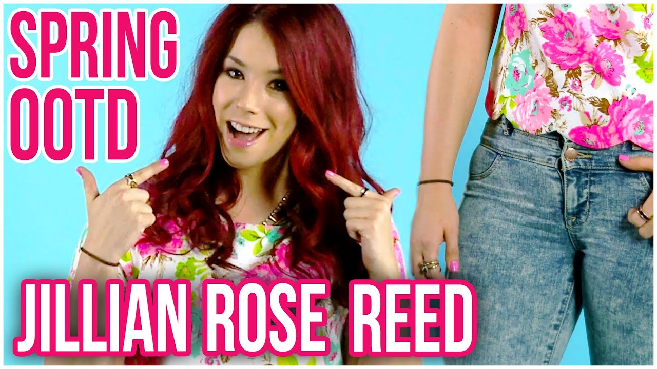 Ootd Jillian Rose Reeds Spring Day To Night Look Youtube