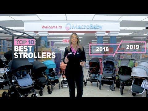 top-10-best-strollers-2018/2019