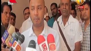 News 1st: Prime Time Sinhala News - 7 PM | (03-09-2018) Thumbnail