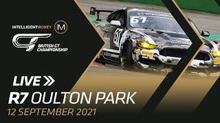 LIVE   British GT - Oulton Park - R7