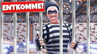 PRISON DEATHRUN in Fortnite (SEHR SCHWER!)