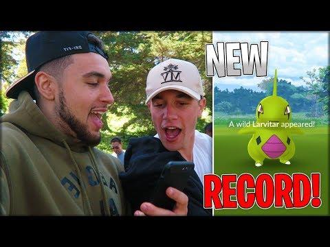 BREAKING COMMUNITY DAY RECORDS! (Pokémon GO)