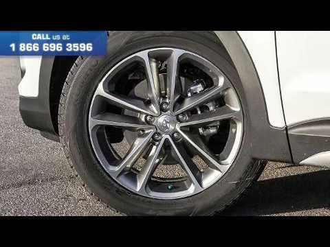 2017 Hyundai Santa Fe Sport BLACK in Winnipeg, MB R3T 5V7