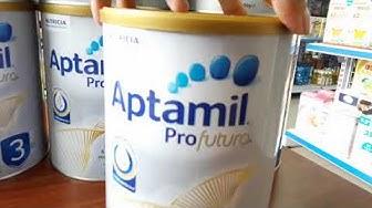 Sữa Bột APTAMIL ÚC mẫu mới chuyên tăng cân cho bé.