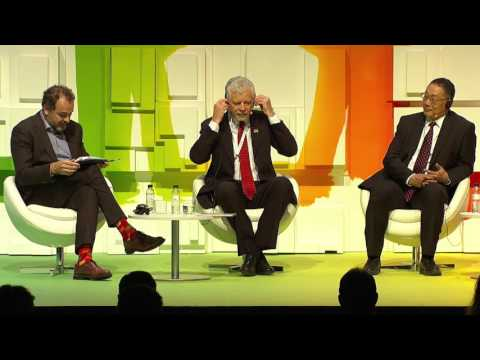 Plenary Session  - Addressing Emerging Challenges of Sustainable Urban Development