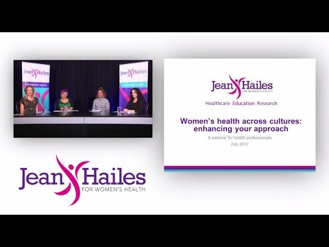 Women's health across cultures: enhancing your approach
