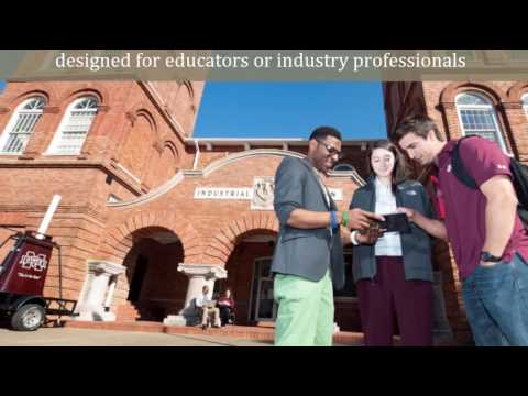 Master's of Science in Instructional Technology (Promo Video)