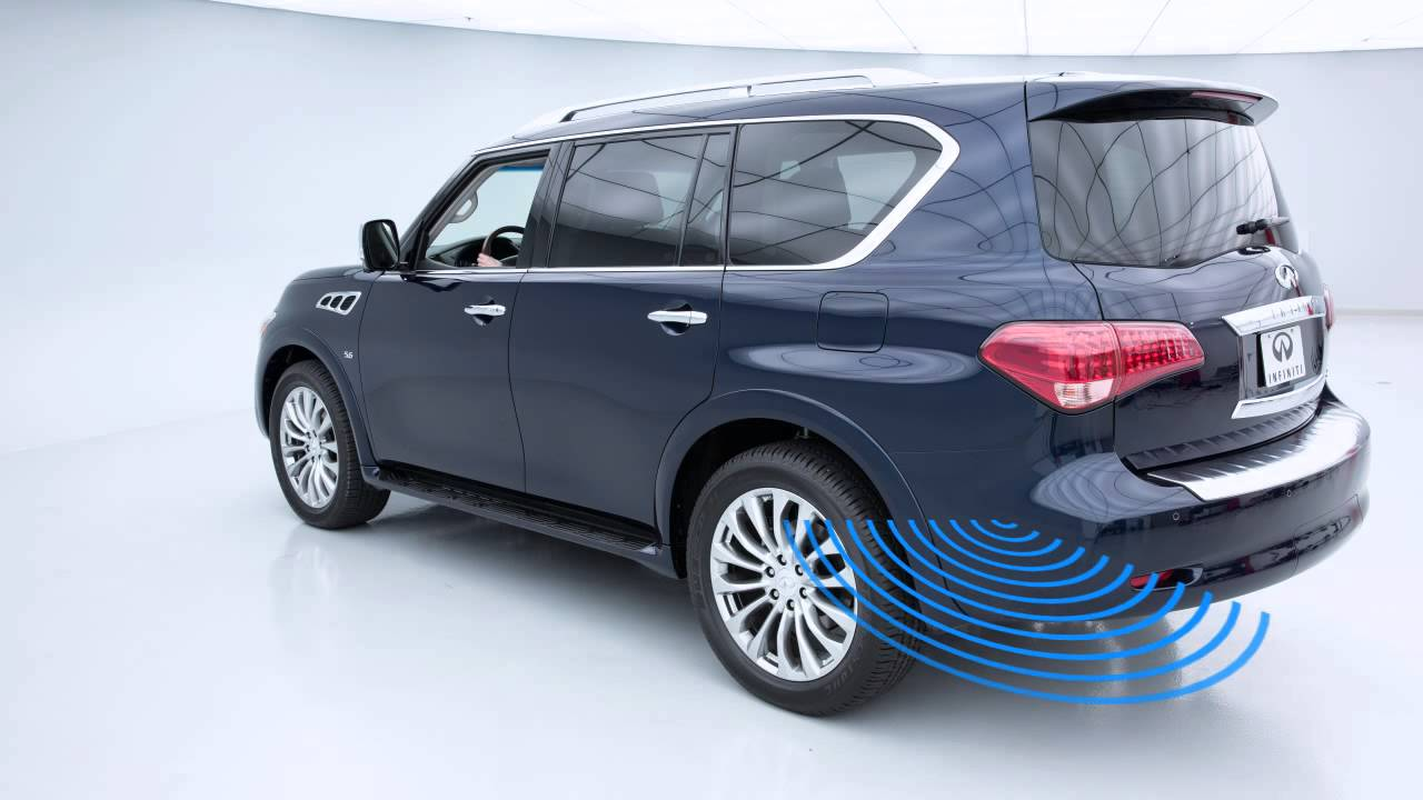 2015 infiniti qx80 back up collision intervention system bci 2015 infiniti qx80 back up collision intervention system bci if so equipped youtube vanachro Choice Image