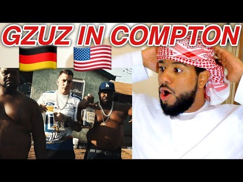 "ARAB REACTING TO GERMAN RAP BY GZUZ ""Warum"" **EXTREMELY FUNNY**"