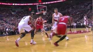 Brandon Jennings 30 points 8 assists vs Portland Trail Blazers full highlights 01/19/2013 HD