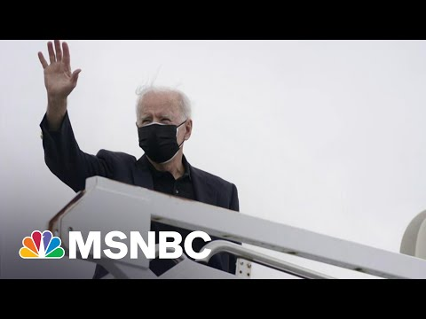 Biden's Approval Rating Over 50 Percent, Majority Approve Of His Handling Of Pandemic   Morning Joe