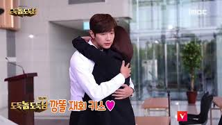Seohyun Ji Hyun Woo BTS MOMENTS PART 2 Once in a Lifetime Tiffany Hwang