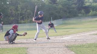 P.G. Willey vs. Rockland Ford Babe Ruth baseball