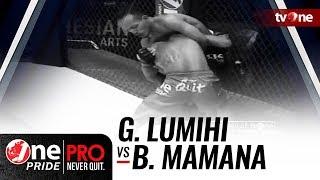 Guardiola Lumihi vs Brando Mamana - One Pride Pro Never Quit #16