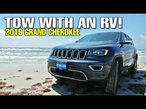 THE FLAT TOWABLE 2019 Jeep Grand Cherokee Limited