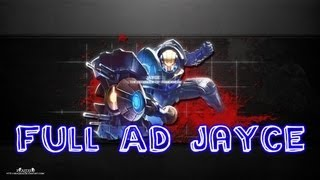 The Adventures of Full AD Jayce