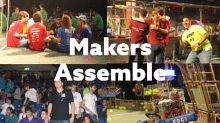 Makers Assemble 5951 - District Championship Recap
