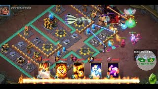 War of Summoners (Android APK) - Strategy Gameplay Chapter 1