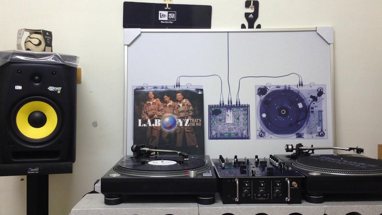 L.A.Boyz - 迷惑 - Vinyl
