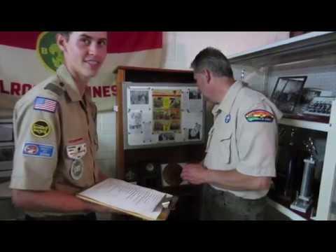 Boy Scout Museum Scavenger Hunt