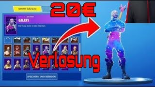 I BUY a Fortnite account for 20€ + Fortnite Account raffle