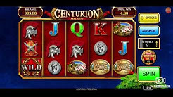 CENTURION FREE SPINS BONUS ON 9£££ BET fred casino