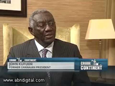Ghana Oil Production