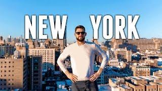 LIVING IN NEW YORK CITY: Chelsea Manhattan Tour