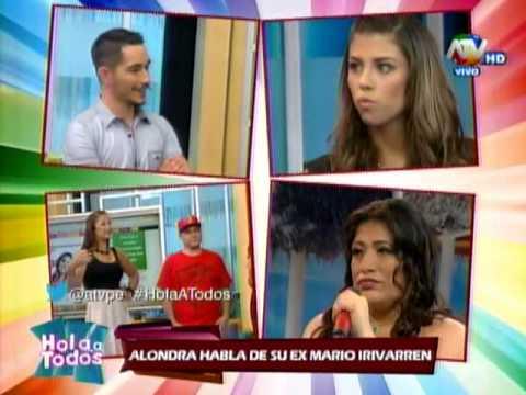 Alondra García Miró revela todo sobre su relación con Paolo Guerrero