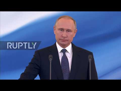 Russia: Putin sworn in as Russian president for fourth term