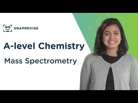 Mass Spectrometry | A-level Chemistry | OCR, AQA, Edexcel