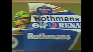 Ayrton Senna ultimos momentos