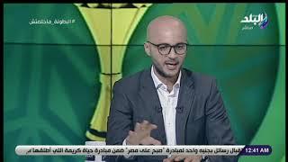 الماتش - تامر بدوي: على اتحاد الكرة القادم حل مشاكل الكرة المصرية.. ويعلن خطته للجماهير