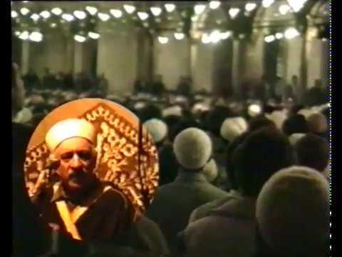 Fethullah Gülen: Peygamber Yolu (Fatih Camii - 18.04.1989)