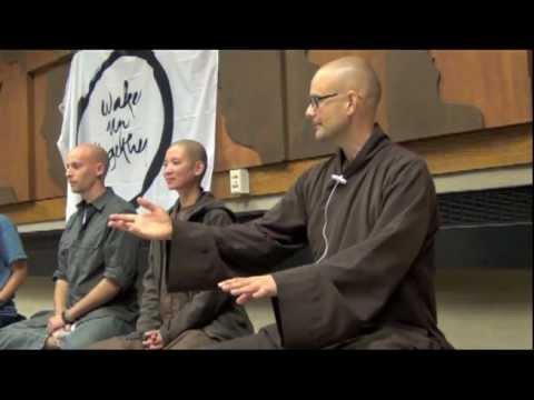 Mindfulness Workshop at the University of Oregon, Eugene