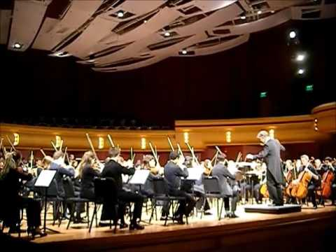 Notre Dame Symphony Fall Concert  11/18/16