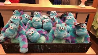 New Pixar Fest Store Knick Knack At Disney California Adventure