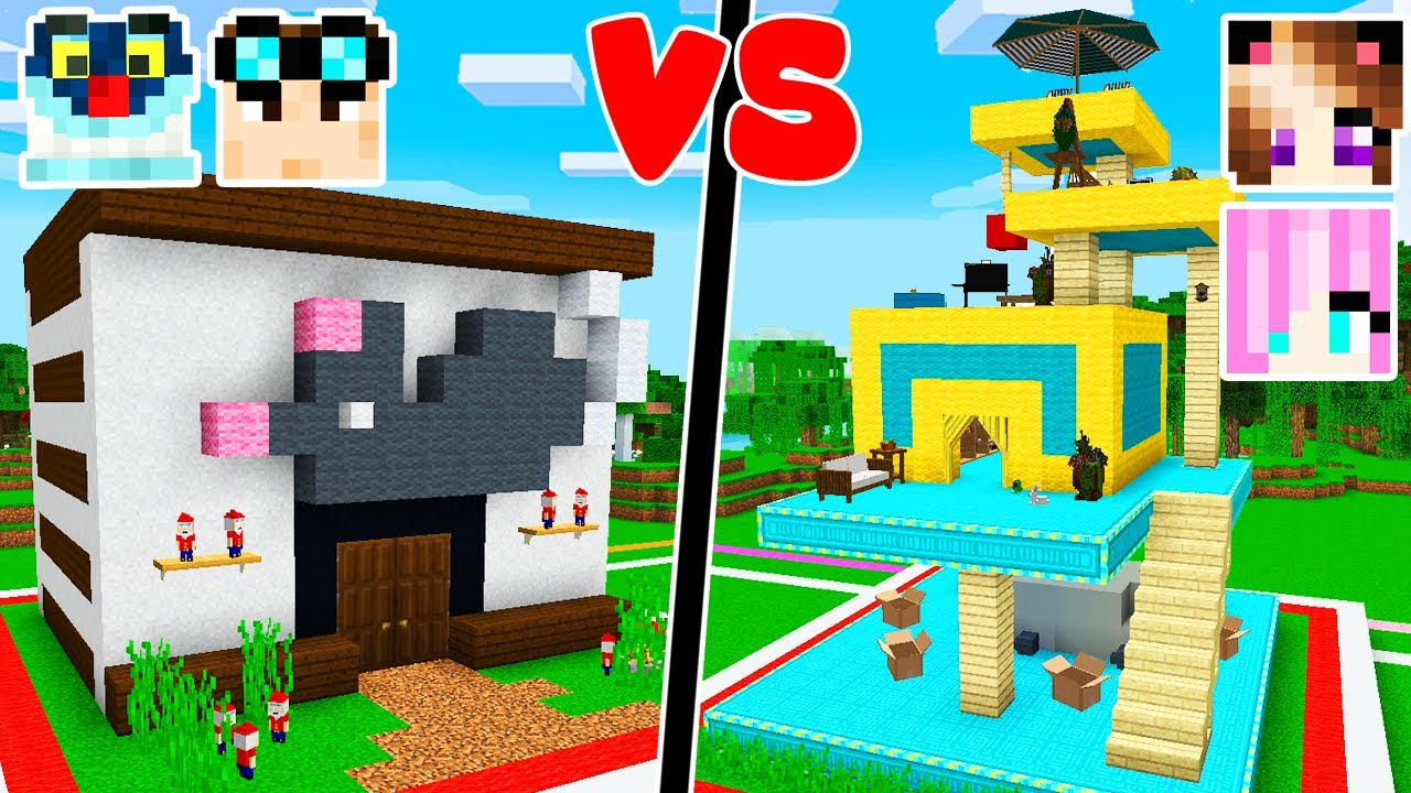 COSTRUISCO LA CASA DI ALEX SU MINECRAFT! 😺