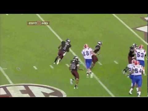 Chad Bumphis 82 yard punt return TD
