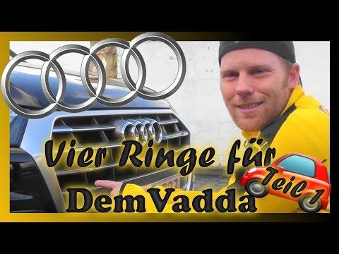🚗 NEUER Audi Q5 - Ein Träumchen vom Autohaus Härtel ~ Teil 1/2 ~ Eine Sänfte für DemVadda 🚗