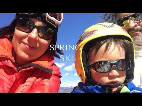 Spring Ski in Italy | Vlog