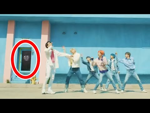 7 Cosas Paranormales Captadas En Los MV K-Pop Ep 4  BTS BLACKPINK How You Like That MV