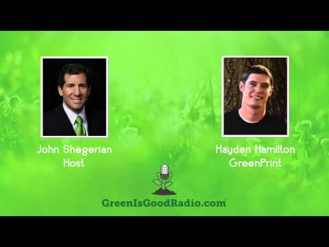 GreenIsGood - Hayden Hamilton - GreenPrint