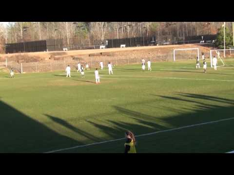 Athens Academy Middle School Soccer Game VS Hebron